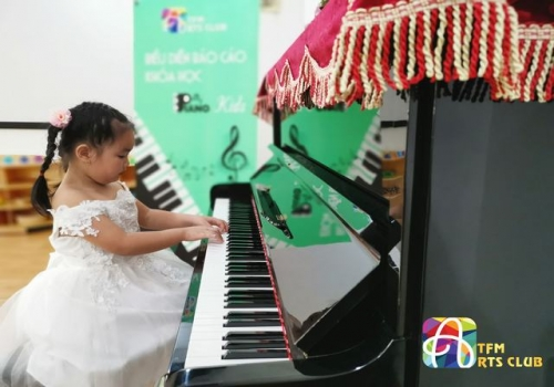 First Piano Kids Recital at TFM