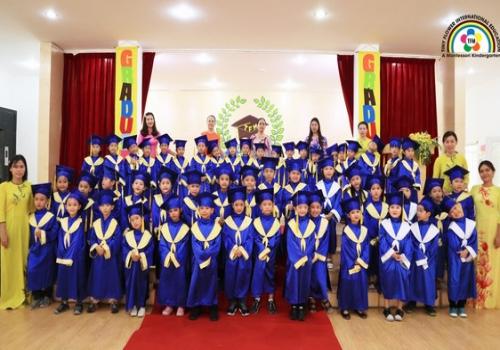Lễ tổng kết - Lễ tốt nghiệp năm học 2018-2019