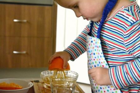 Một vài lời khuyên khi áp dụng phương pháp Montessori cho trẻ dưới 3 tuổi