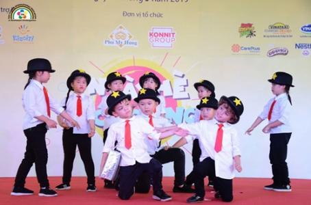 Cuộc thi Tài năng trẻ Phú Mỹ Hưng 2019