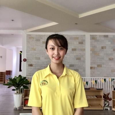 Mrs.Trần thị tài Linh