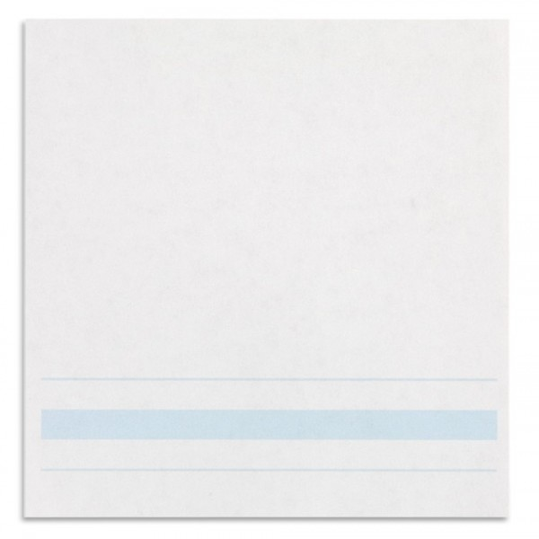 Giấy viết: dòng kẻ màu xanh dương - 4.25 x 5.5 in - (500)
