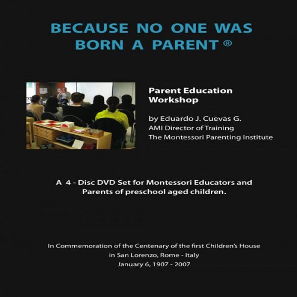 DVD: Bởi vì không ai sinh ra đã là cha mẹ